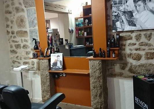 Le nouveau salon de barbier de Putanges Pont Ecrepin
